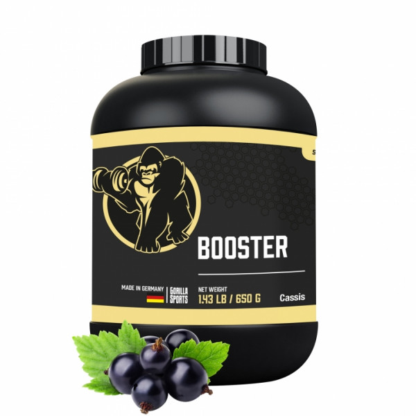 Booster Blackcurrant 650g